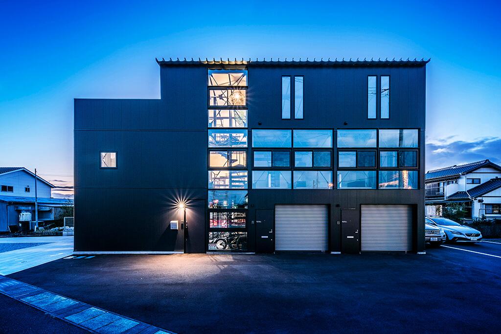 HOUSING COMPLEX『集合住宅』