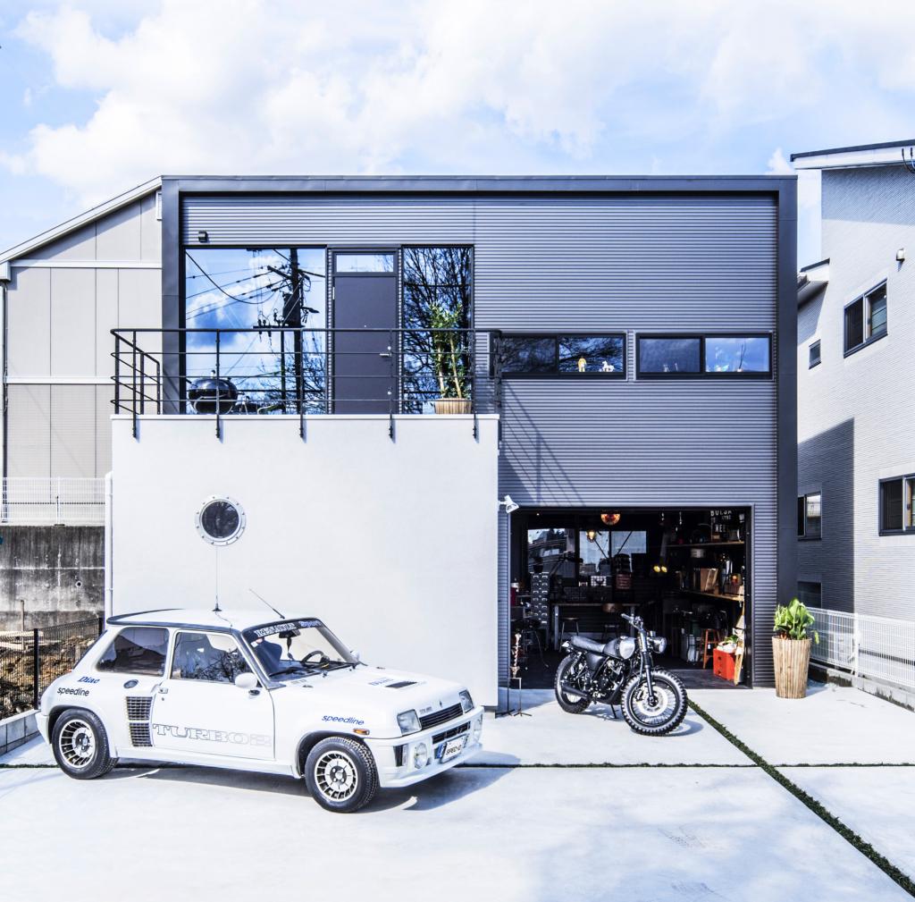 TYPE-B 仙台モデルハウス
