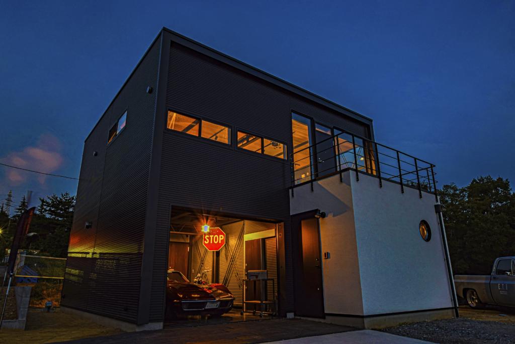 TYPE-Bいわきモデルハウス